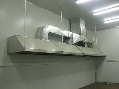 kitchen canopy & Devon